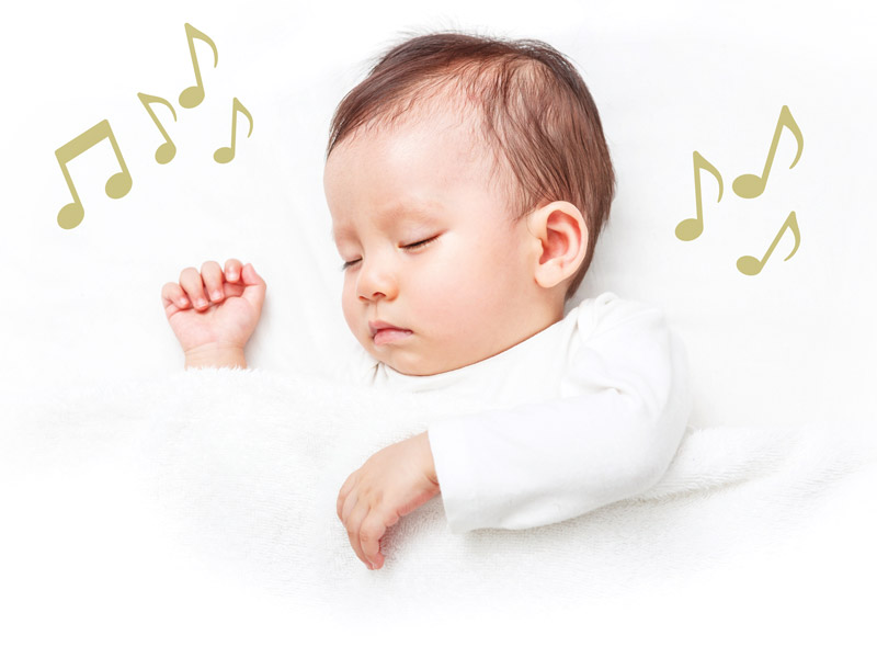 Babies Benefit From Lullabies | Life & Health | © 2018 True North Custom